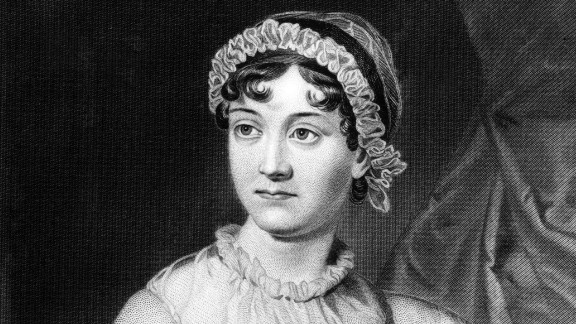 """Jane Austen, author """"Emma"""" and """"Pride and Prejudice,"""" was born in 1775 and died in 1817. Sandra Tuppen, lead curator of Modern Archives & Manuscripts 1601-1850 at the British Library, suggested in a blog post that Austen was poisoned with arsenic. Other experts said it"""