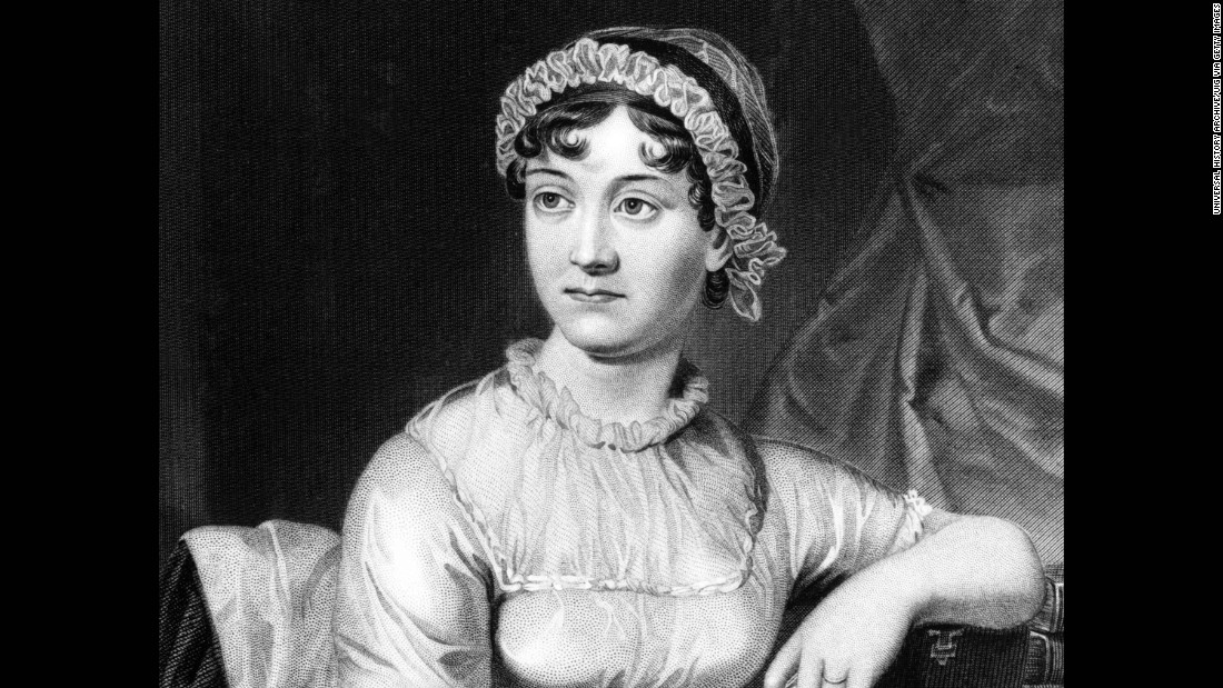 "Jane Austen, author ""Emma"" and ""Pride and Prejudice,"" was born in 1775 and died in 1817. Sandra Tuppen, lead curator of Modern Archives & Manuscripts 1601-1850 at the British Library, suggested in a blog post that <a href=""http://www.cnn.com/2017/03/11/health/jane-austen-eyeglasses-arsenic/"">Austen was poisoned with arsenic</a>. Other experts said it's an unlikely theory. Past explanations for her early death include ""cancer, tuberculosis and Addison's disease.""<br />"