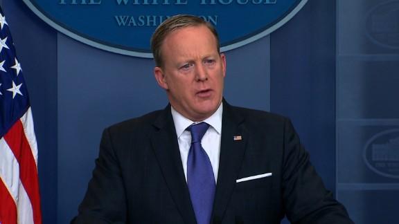 Sean Spicer briefing 3/13