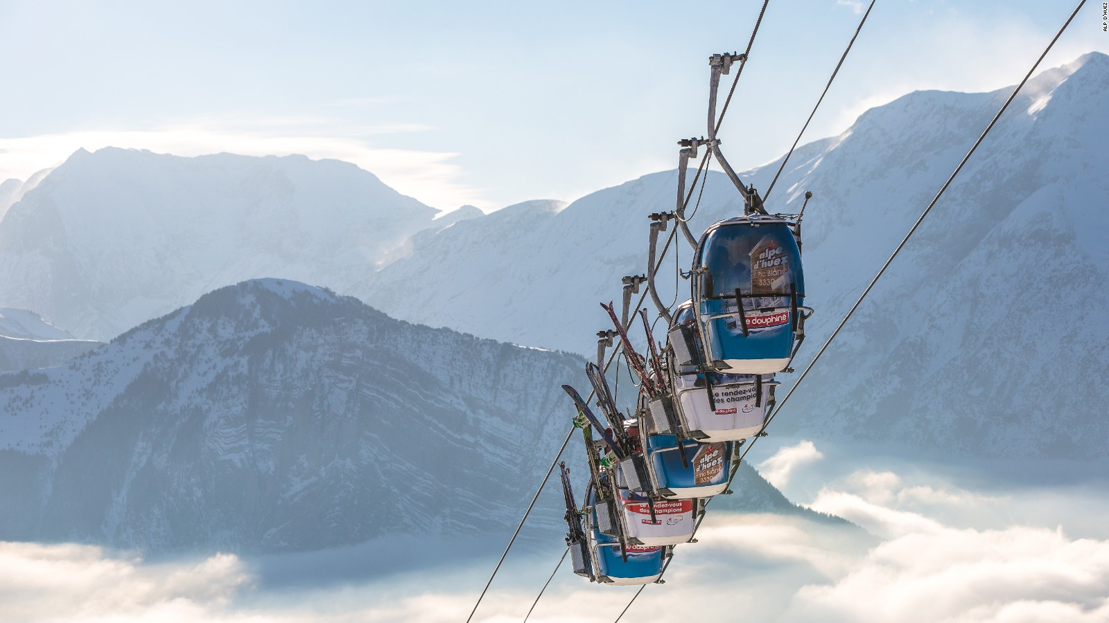 12 of the world's biggest and best ski areas | cnn travel