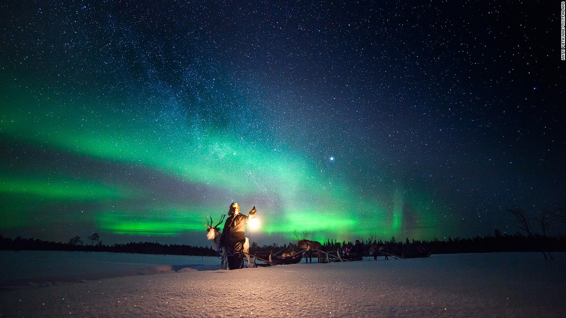 Northern Lights: 11 Best Places To See The Aurora Borealis | CNN Travel