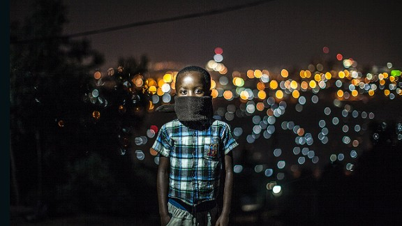 His career started after attending an international photography festival in Mali called