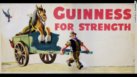 Is Guinness really 'good for you'?