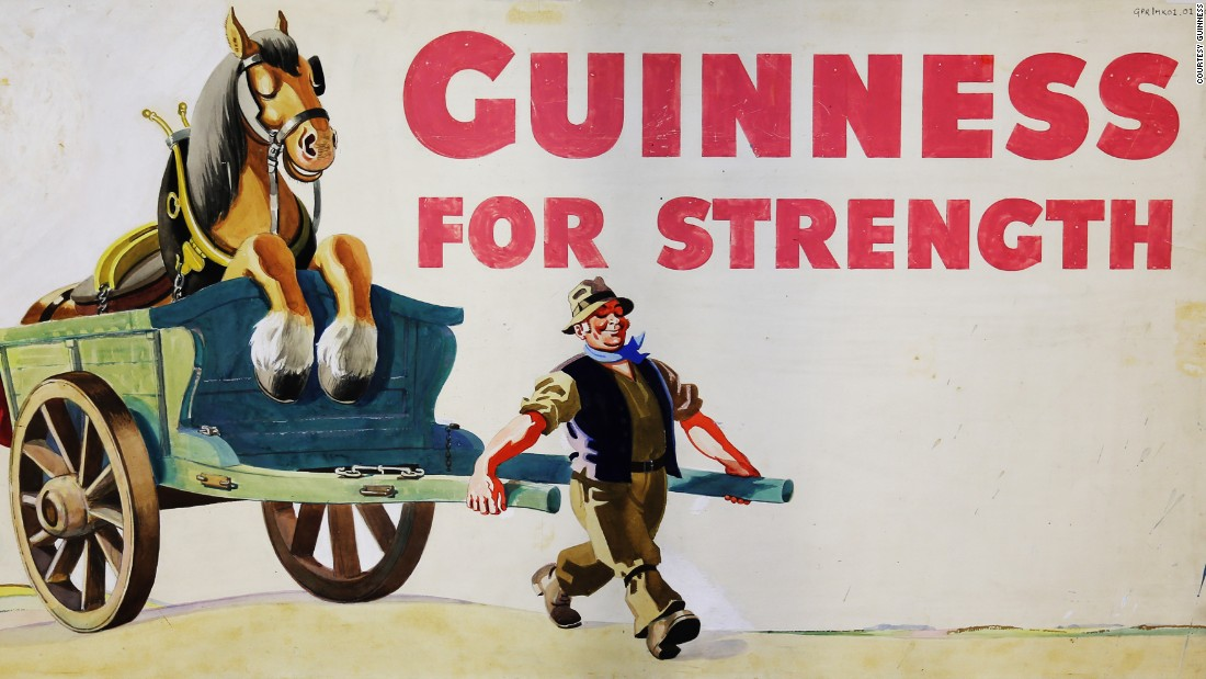 is guinness really good for you cnn