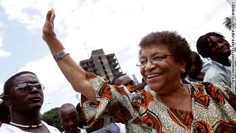 The rise of Africa's first elected female leader
