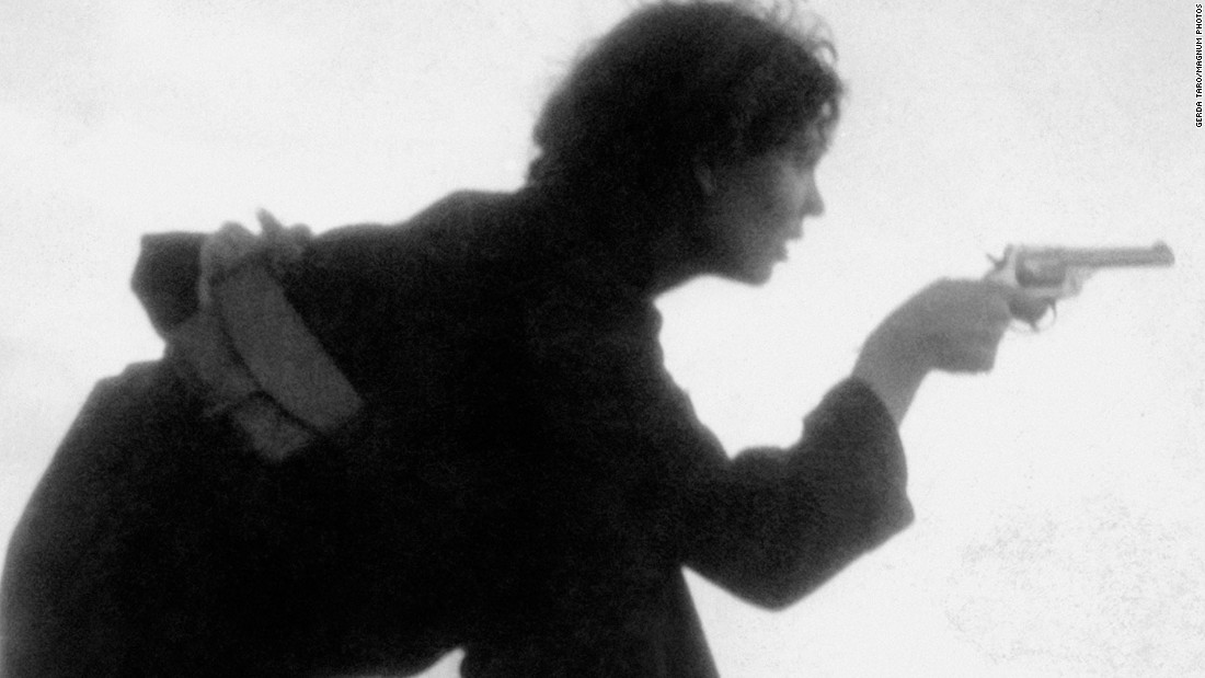 Gerda Taro: Fearless war photographer