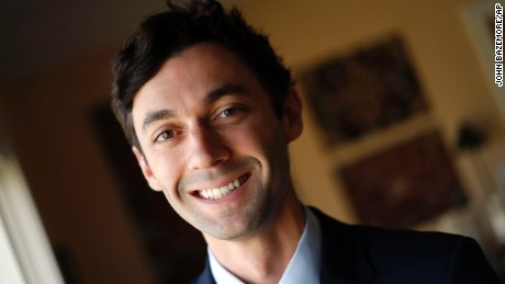 "Democrats are optimistic about Jon Ossoff's bid to win a special election to succeed Tom Price in Congress. ""It has very little to do with me and more to do with the timing and intensity of grassroots enthusiasm,"" he says."