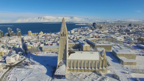 Iceland's population has remained relatively cut off from the rest of the world.