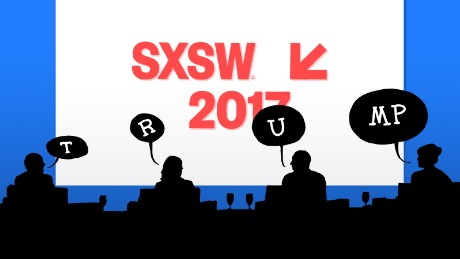 SXSW gets political: All eyes on Trump