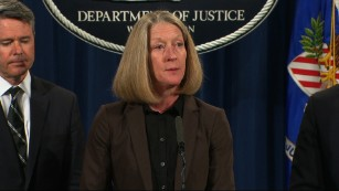 Former Justice Department official says Barr 'twisted' her words to justify dropping Flynn case
