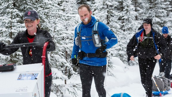 The race is open to everyone, but is not exactly for everyone. You have to be very fit, equipped for mental highs and lows, nimbly prepared for varying race conditions and brave.