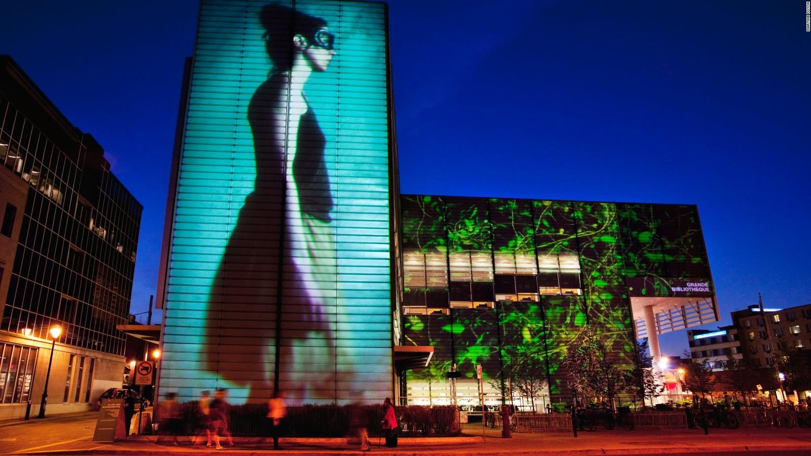 Creative Montreal - Quartier des Spectacles