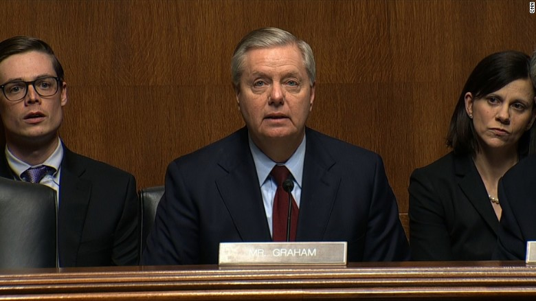 Graham: Americans wondering what's going on