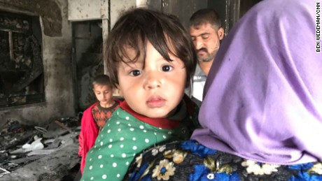 What is left of Mosul: 'We don't belong here anymore'