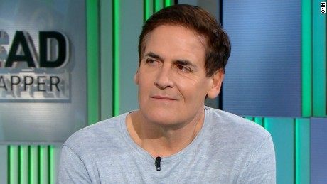 Mark Cuban discusses Trump politics with Jake Tapper on The Lead
