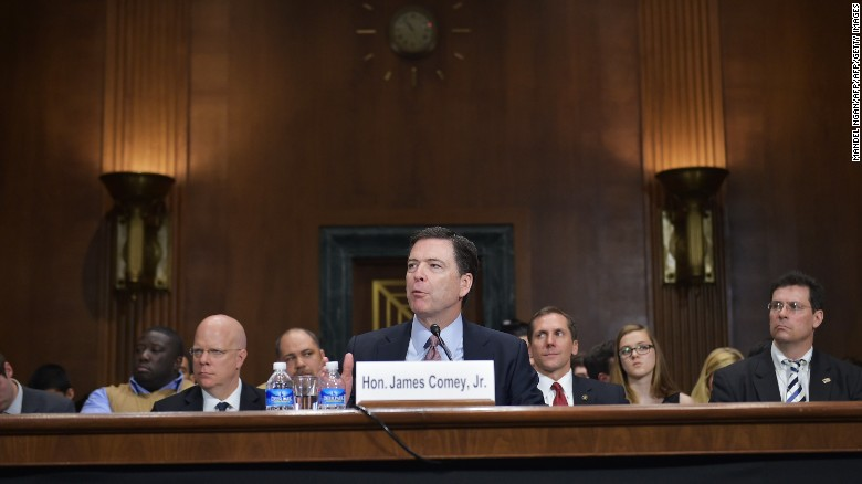 Comey expected to debunk Trump's wiretap claim