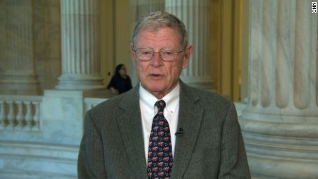 sen inhofe new day