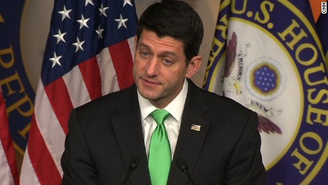 Health care bill: Ryan counting votes as Republicans lobby for changes