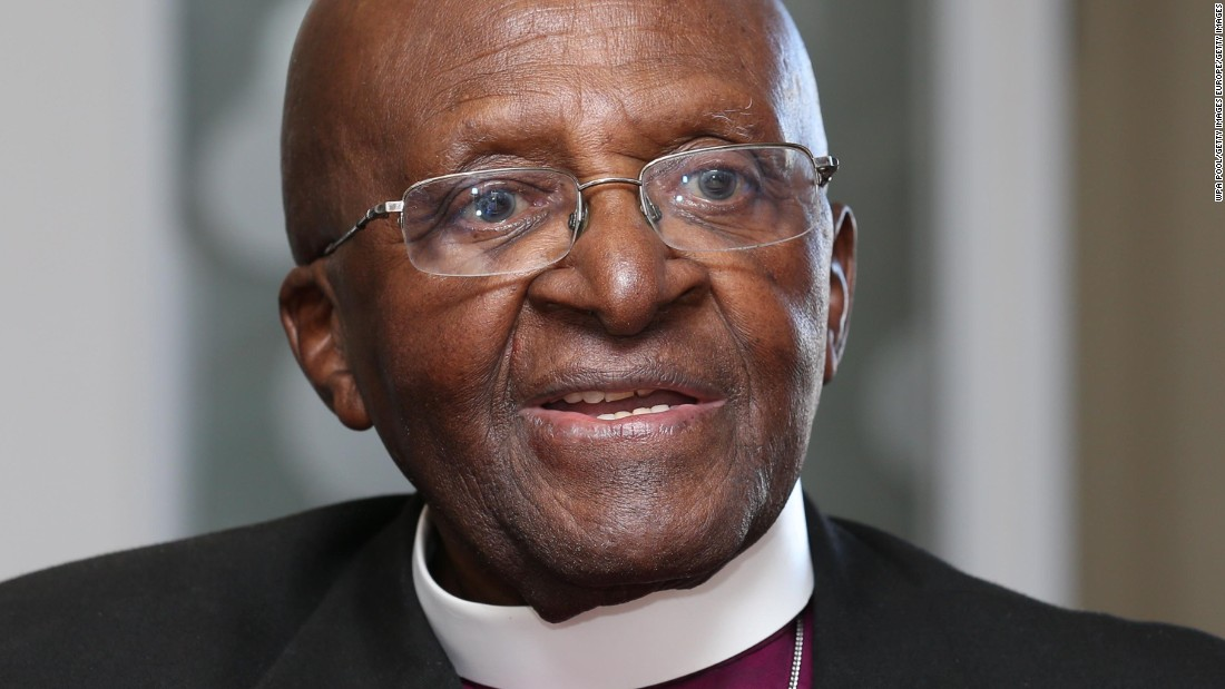 """I first encountered Desmond Tutu in person when he came to my school,"" <a href=""http://edition.cnn.com/profiles/robyn-curnow-profile"">Robyn Curnow</a> recalls. It was the late 1980s and apartheid was in its violent death throes, but the man South Africa knows as ""The Arch"" still found time to talk to students. ""The man that I listened to then was the same that I ended up speaking to and interviewing over the next few decades.""<br /><br />Interviewing the now-Archbishop Emeritus for his 80th birthday, Curnow describes his ""positive energy that defies suffering. He knows that he comes from a place where pain and suffering are probably more common, but he chooses joy.""<br /><br /><a href=""/2017/03/16/africa/my-hero-robyn-curnow-desmond-tutu/index.html"" target=""_blank"">Discover more about Desmond Tutu and read his best words of wisdom.</a>"