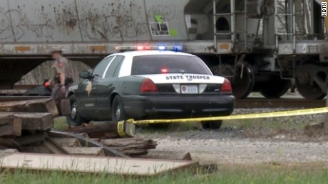 Fredzania Thompson train death in Navasota, Texas