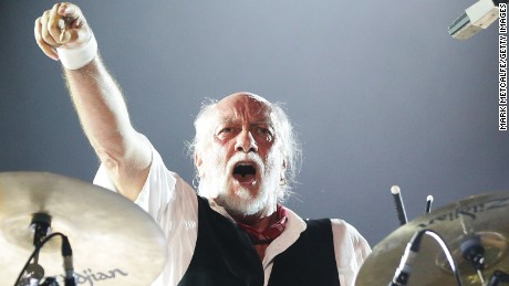 Mick Fleetwood opens up about his passion for the arts at SXSW