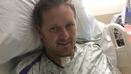 Dad's case of strep throat leads to amputations