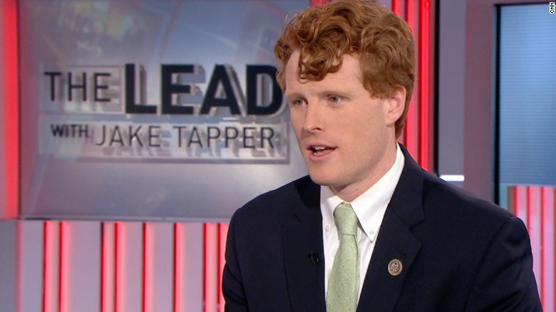 Joe Kennedy on Trump: His word is not good