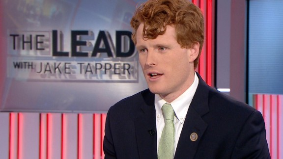 Joseph Kennedy III on CNN