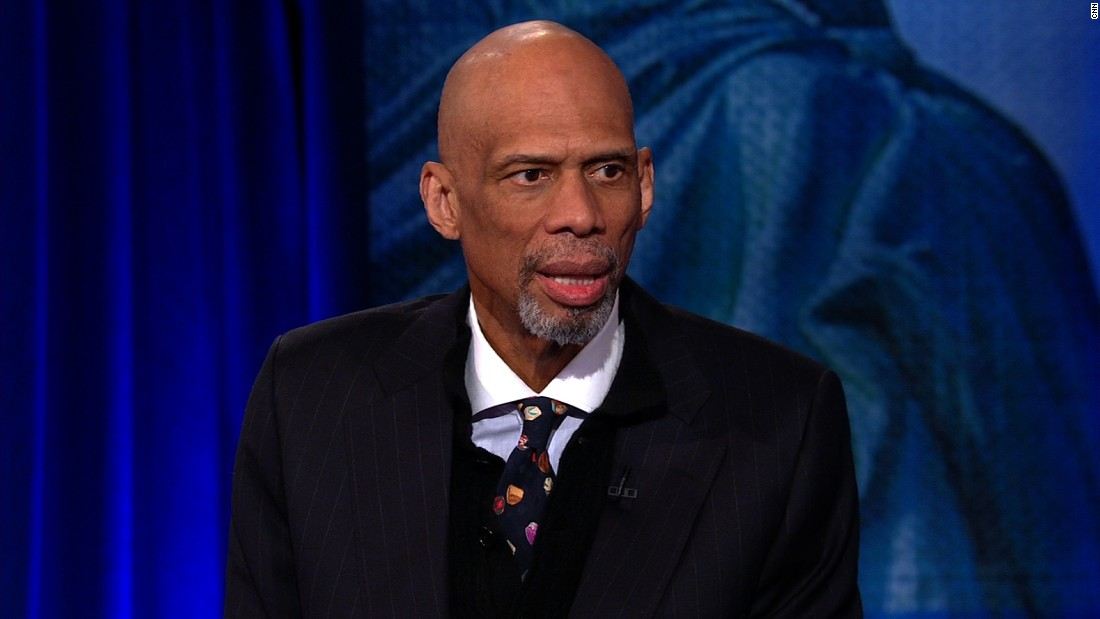 an analysis of kareem abdul jabbars article this is the difference between donald trump and bernie s Abdul-jabbar writes: this morning, an essay of mine was published titled, 'this is the difference between donald trump and bernie sanders' trump's response to my piece is the best, though inelegant, support for my claims.