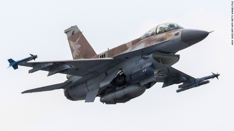 Israeli jets strike in Syria