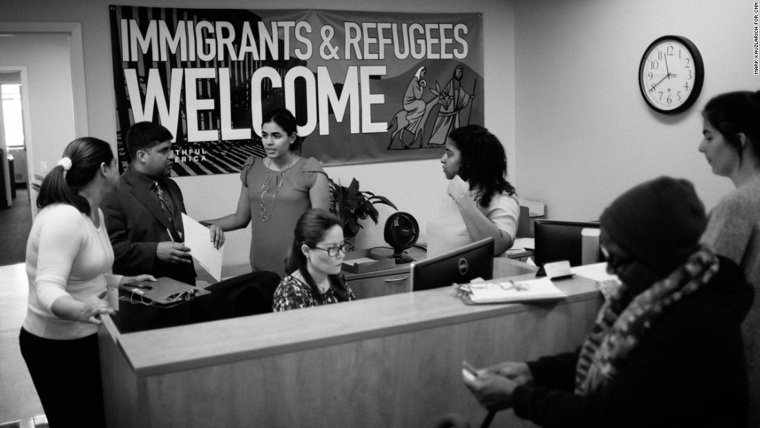 Immigrants  >> How Immigrants Are Preparing For The Worst Cnn