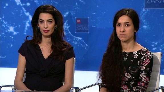 exp GPS Amal Clooney Nadia Murad ISIS Yazidi_00004701.jpg