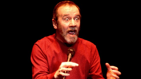 Comedian George Carlin delivered a routine on American double standards: one rule for white men and another for everyone else.