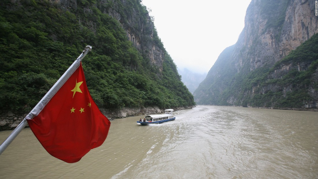 The idea to dam the Yangtze river originated more than 70 years ago, but it wasn't until 1992 that the Chinese government approved the project. The dam generated controversy, partly because over 1 million people had to be relocated.