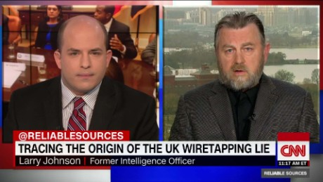 Reliable Sources origin of UK wiretapping lie_00010804