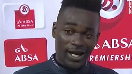 Mohammed Anas mistakenly thanks his wife and girlfriend after being awarded as the Man of the Match