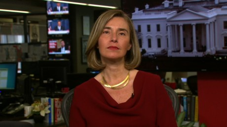 Mogherini: We've entered different phase with US