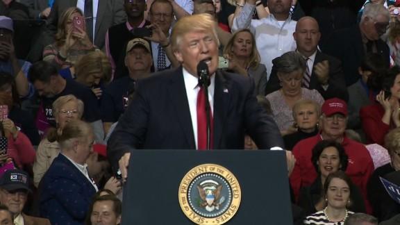 Donald Trump Kentucky rally