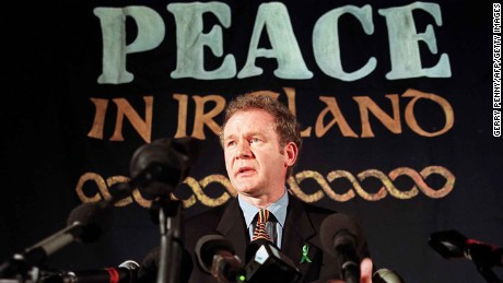 Martin McGuinness: From IRA terrorist to political leader and peacemaker