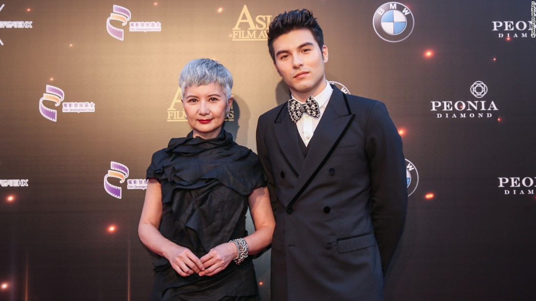 Taiwanese producer Lieh Lee and Taiwanese-British actor Rhydian Vaughan