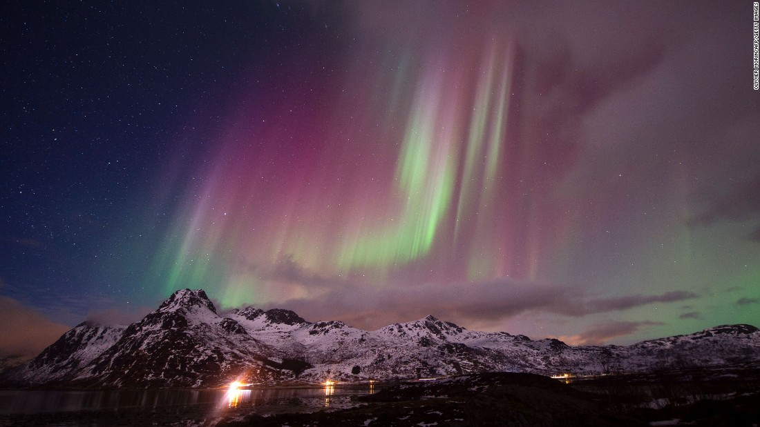 The mysterious origin of the northern lights has been proven – CNN
