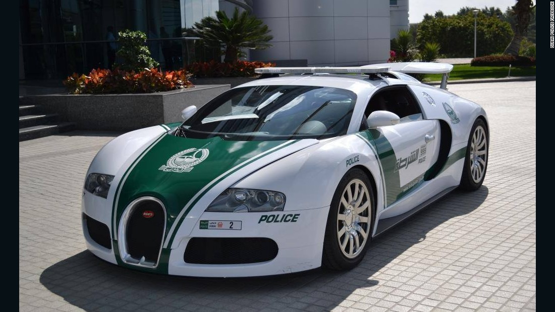Dubai Police Own World S Fastest Police Car Cnn Style