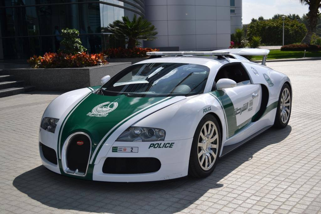 dubai police own world s fastest police car cnn style