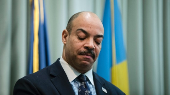 Philadelphia District Attorney Seth Williams is accused of accepting bribes between 2010 and 2015.