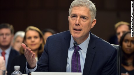 RNC Chair: Why Democrats should embrace Gorsuch