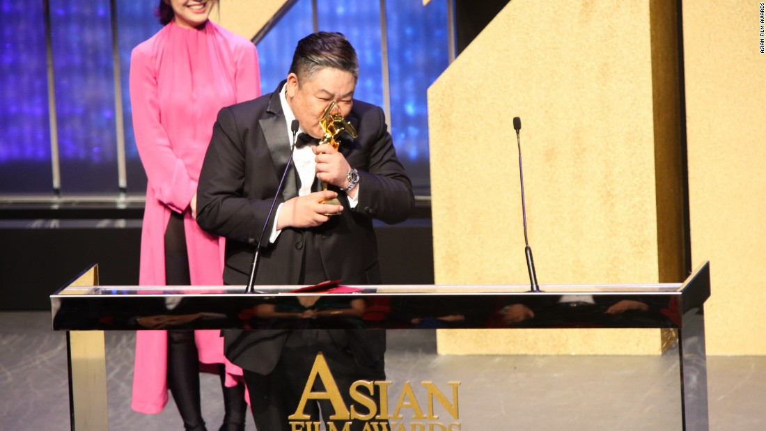 Longtime Hong Kong actor Lam Suet won for Best Supporting Actor.