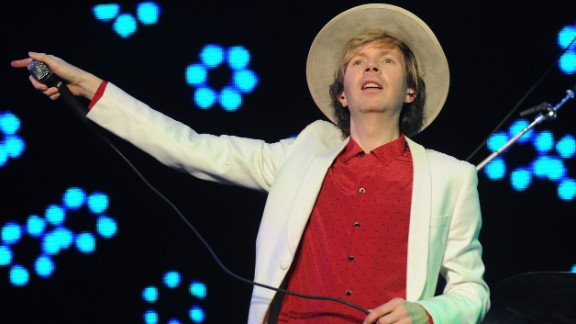 """Beck came into the spotlight in the '90s with his breakthrough single, """"Loser."""""""