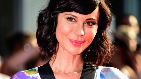 """Catherine Bell starred in the TV series """"JAG"""" and """"Army Wives."""""""