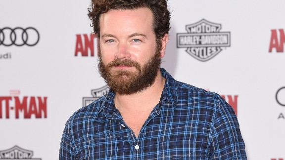 """Actor Danny Masterson is known for his role in """"That '70s Show."""""""