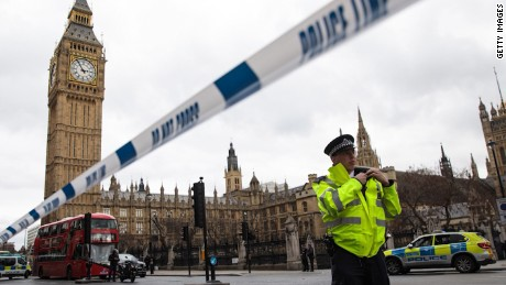 Witnesses describe 'horrendous' Parliament attack
